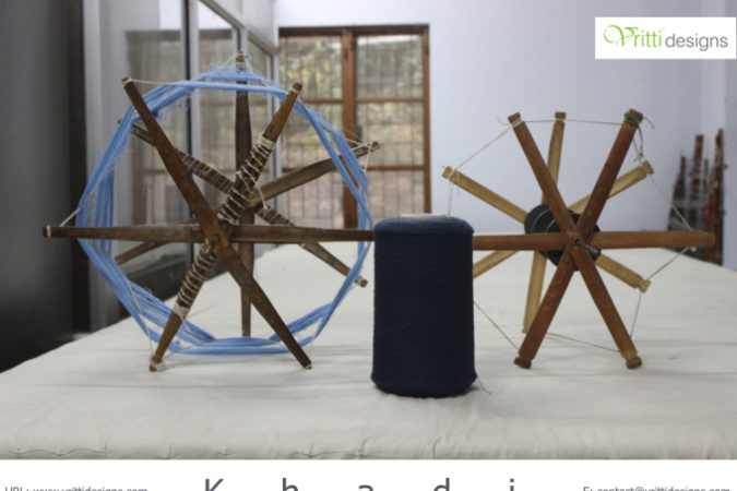 Khadi : A Cloth and Beyond