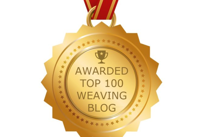 Best Weaving Blogs Winners – Vritti Designs Blog in top 100