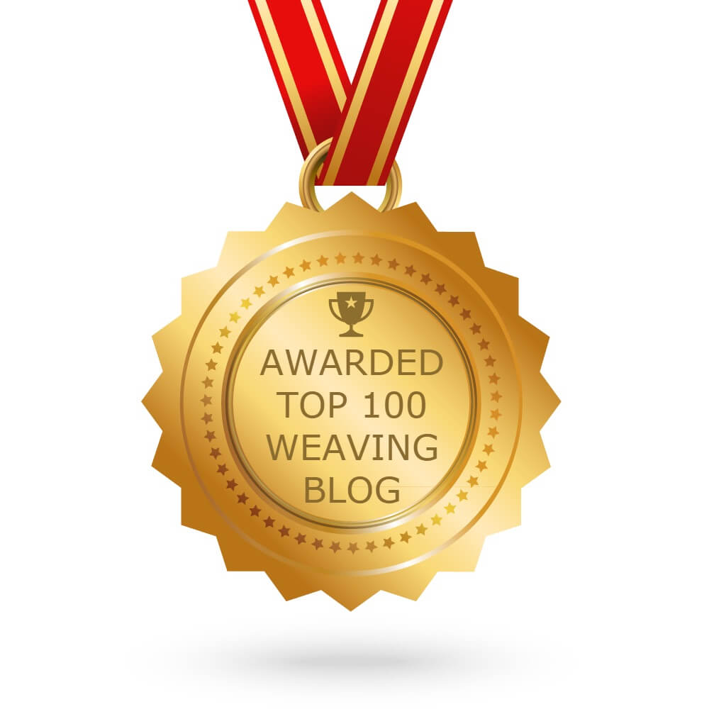 Best Weaving Blogs Winners – Vritti Designs Blog in top 100