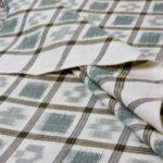 Handmade Cotton Ikkat fabric