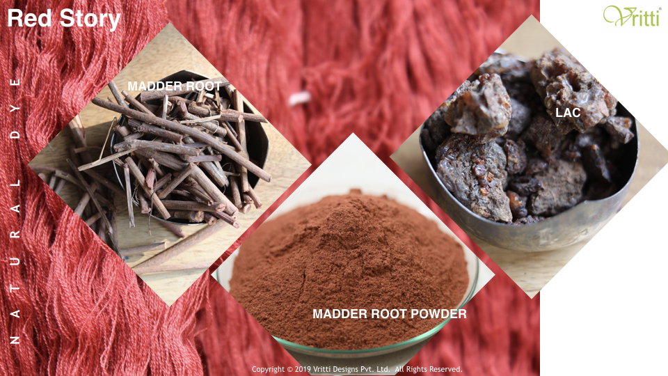 natural red dye